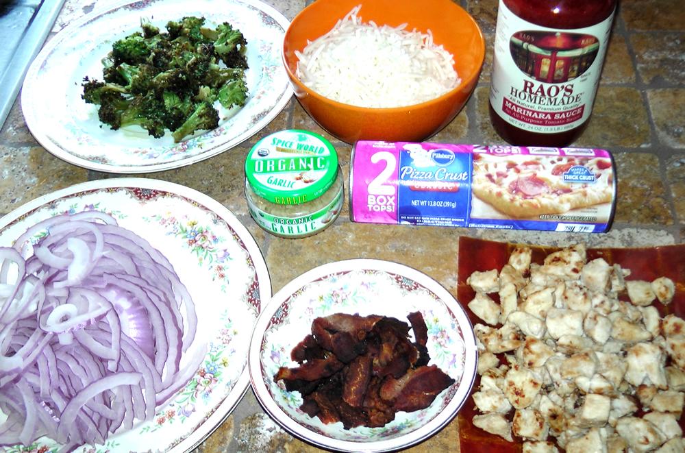 Chicken broccoli stromboli la cuisine minusculela for Cuisine minuscule