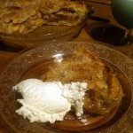 Madagascar Apple Pie